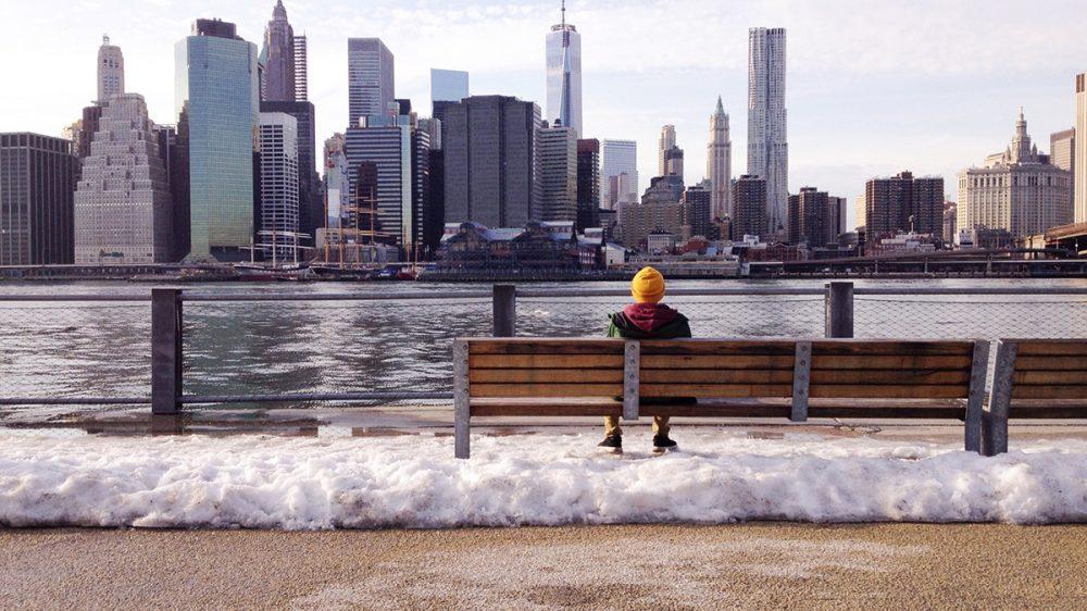 Cold Cityscape